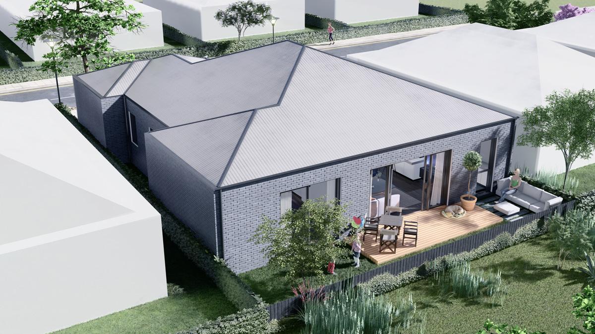 NIX EXTERIOR-Knock Down Rebuild Melbourne